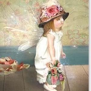 Flower fairy by mysticwish