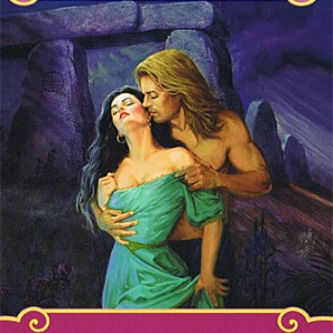 romance angels oracle cards