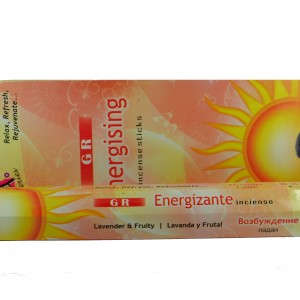 spa energizing incense sticks