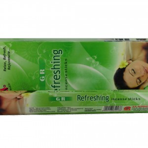 spa refreshing incense sticks