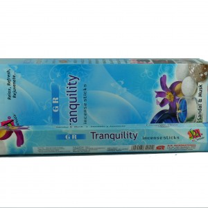 Spa tranquility incense