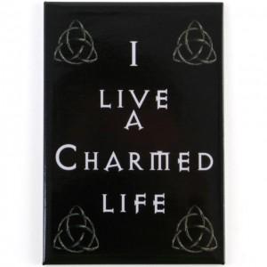 charmed life fridge magnet