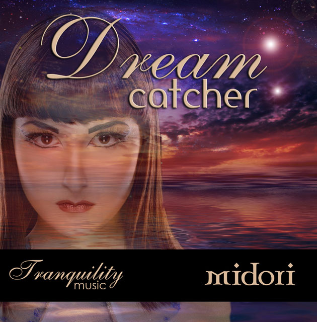 Dream Catcher Cd By Midori Mystic Wish