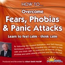 fears phobias panic attacks