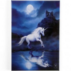moonlight unicorn anne stokes