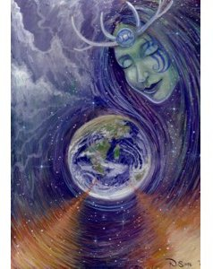 gaia of the earth