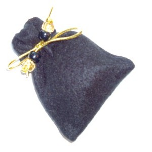 witches charm bag protection