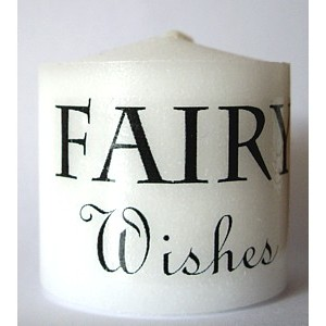 candle fairy wishes