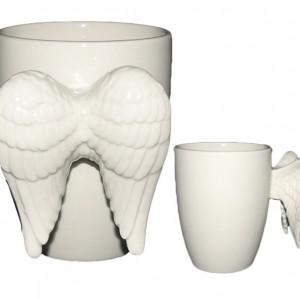 angel mug cup