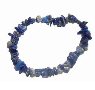 Lapis crystal healing bracelet