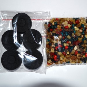 meditation incense resin