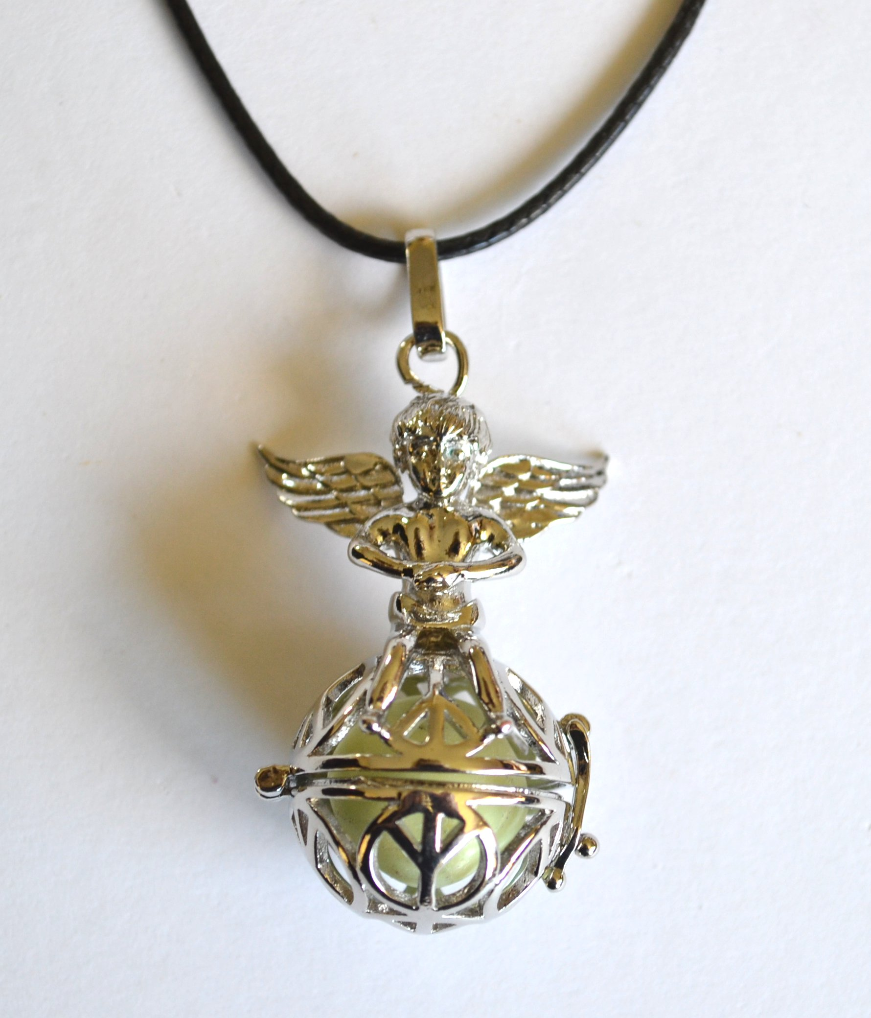 wing locket angel the a grommet yourself guardian lockets p expression