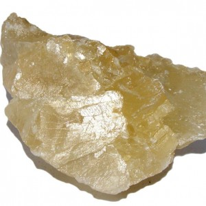 Calcite in light yellow for intellect