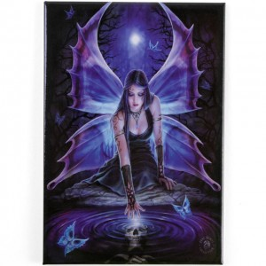wall canvas by anne stokes immortal flight