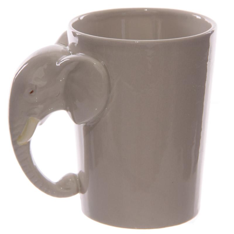 Elephant Mug Cup Gift Mystic Wish