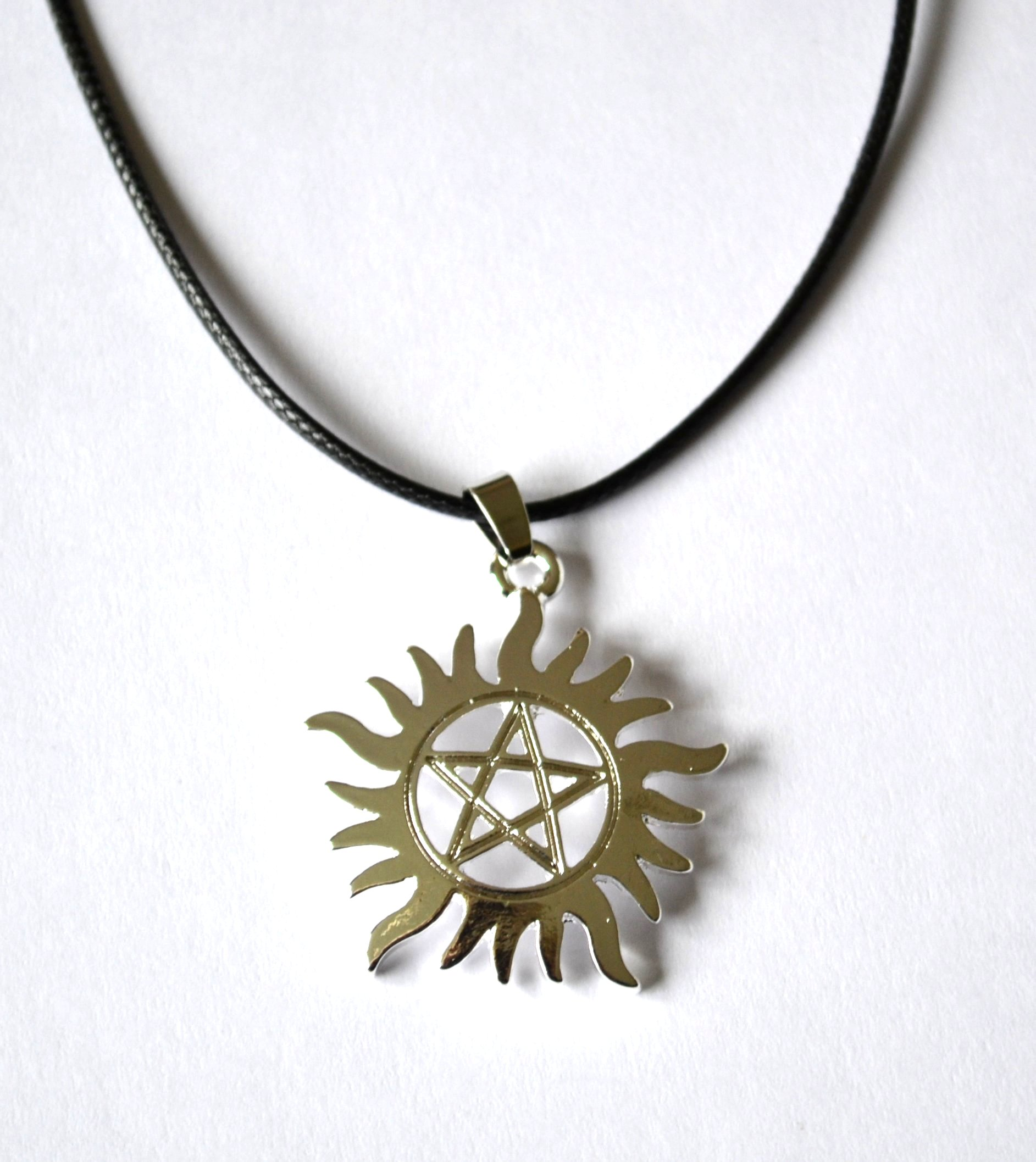 products necklaces flower pendant dried silver yellow sterling everlasting necklace real shaped jewelry sun