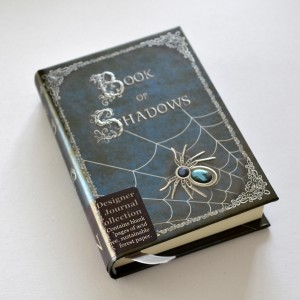 spider book of shadows