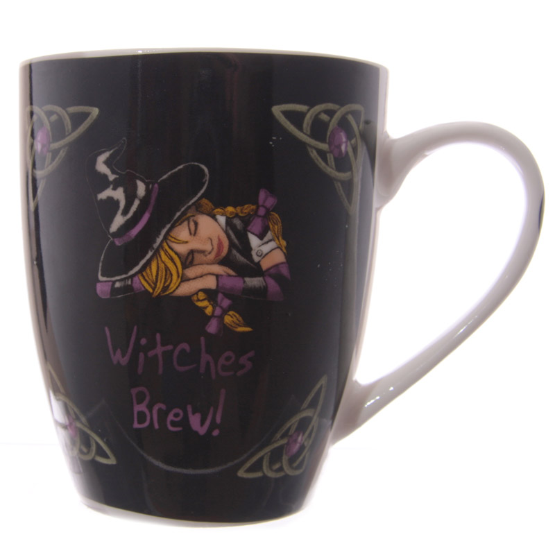 Witches Brew Mug Cup Lisa Parker Mystic Wish