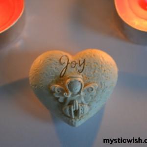 heart stones joy faith hope courage