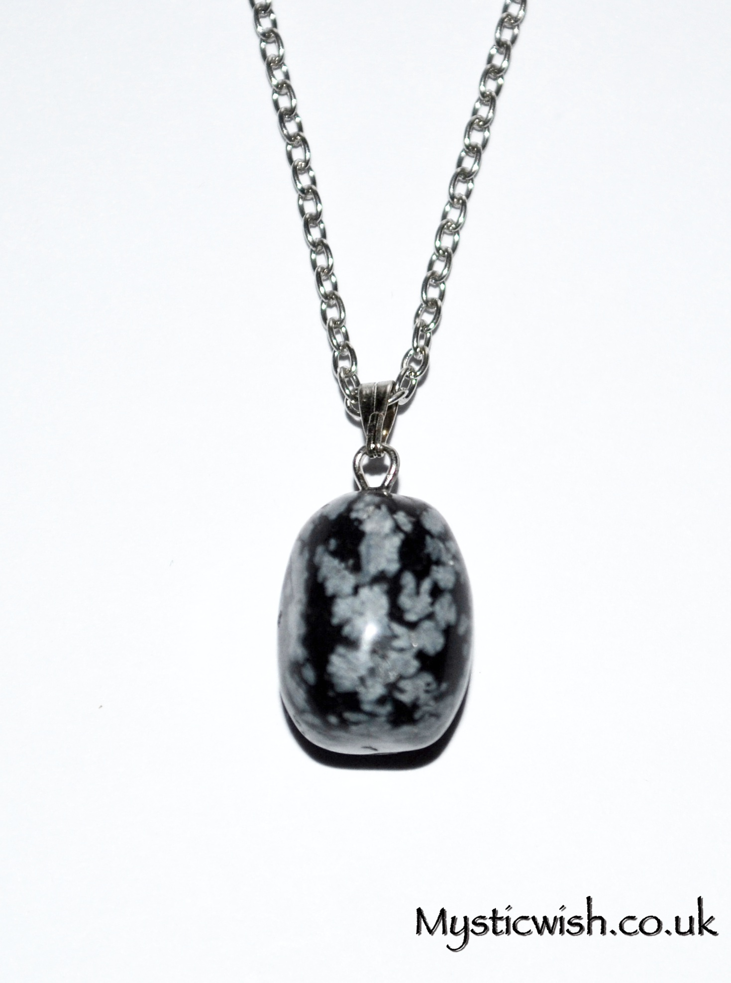 Snowflake obsidian pendant agpp56 fragrantntescreus snowflake obsidian pendant agpp56 aloadofball Image collections