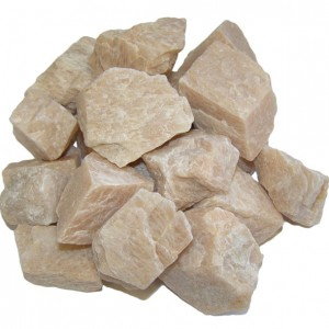 Moonstone rough natural