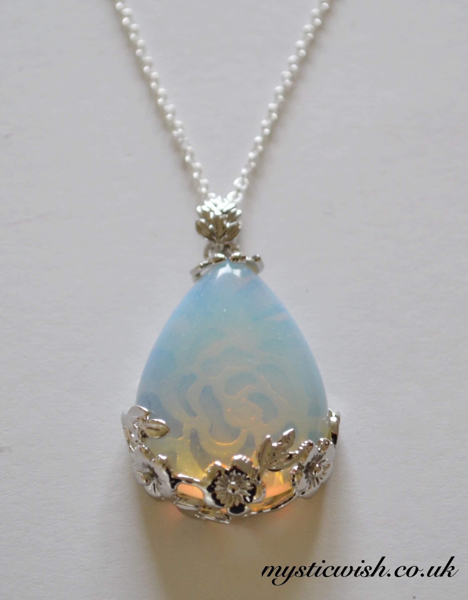 opalite products desires pendant souls necklace vibrant