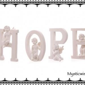Hope cherub letters