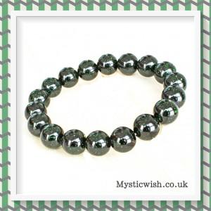 goldstone bracelet green