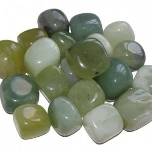 New jade crystal