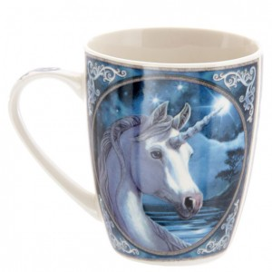 lisa parker fantasy unicorn mug