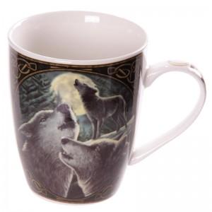 cup lisa parker wolf song mug