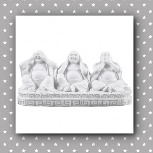 speak see and hear no evil buddhas