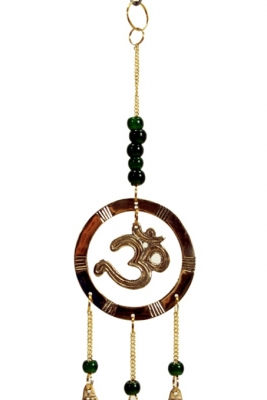 wind bell brass ohm
