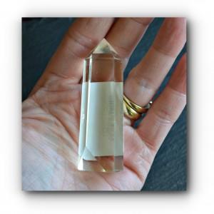 quartz point lemon 50-75mm