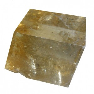 honey optical calcite