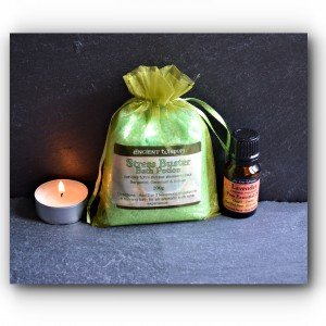 buster of stress bath potion