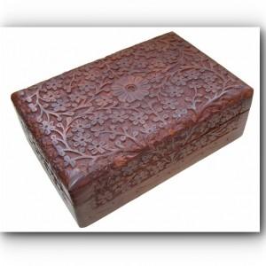 12 oils wooden box