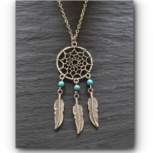 Necklace Dream Catcher