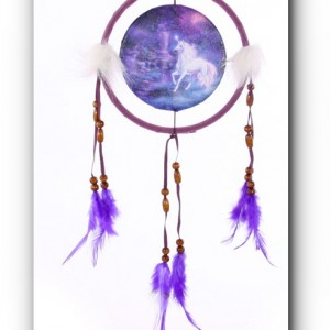 unicorn brook dream catcher
