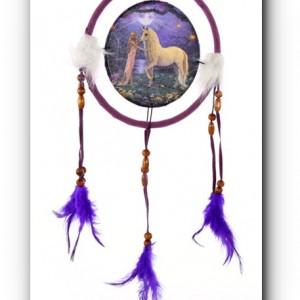 dream catcher unicorn garden