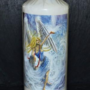 candle archangel gabriel