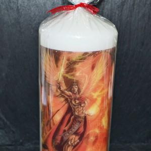 Candle archangel Michael