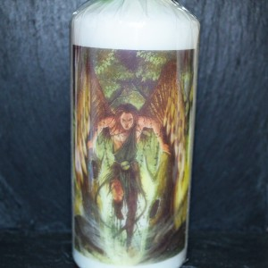 candle archangel uriel