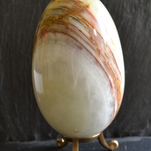 Egg large onyx