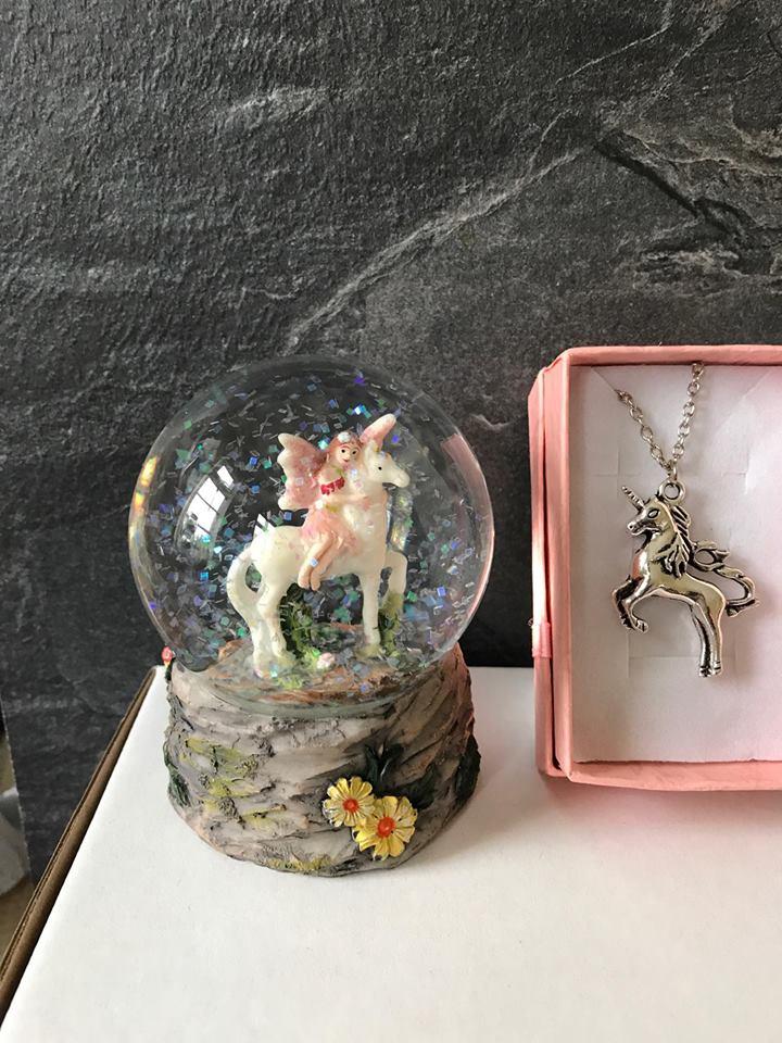 Unicorn Christmas Gift Hamper Rrp £19 | Mystic Wish